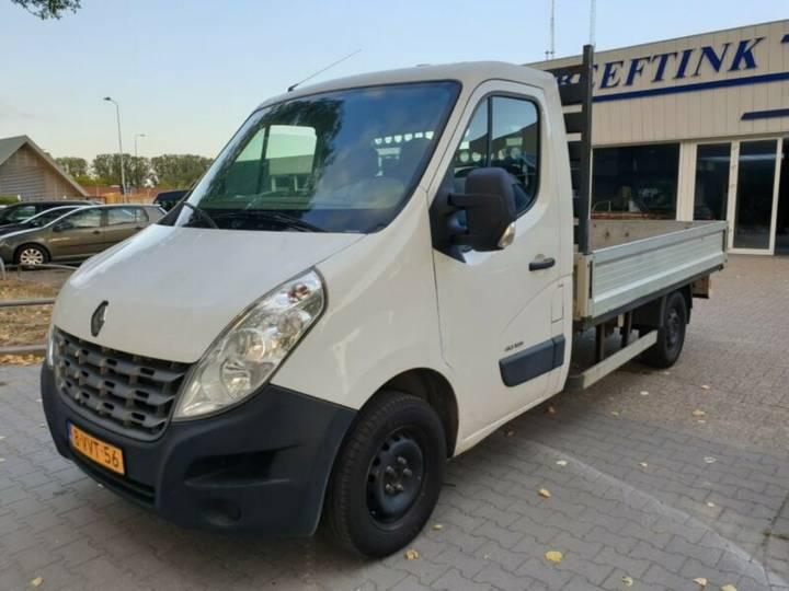 Renault Master L2 Pritsche 92KW Eur 5900 - 2012