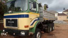 Man Diesel 32.240 Tipper 25 tonne for sale #3m for quick sales