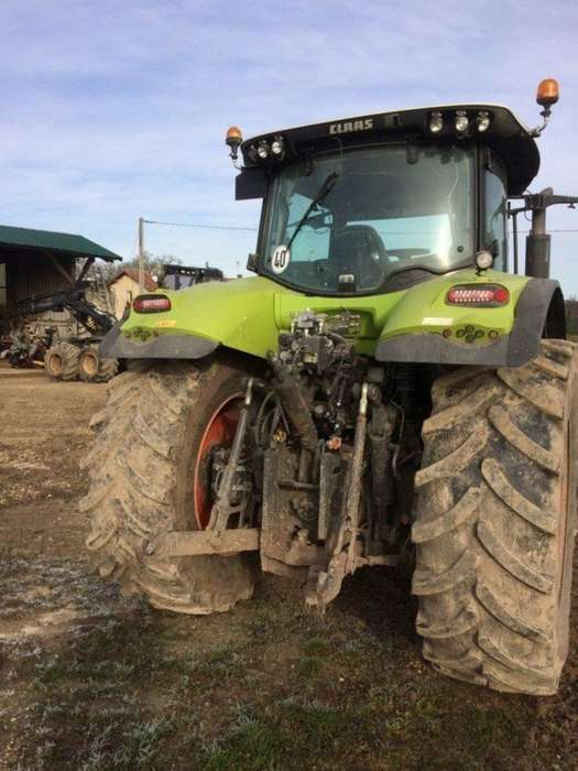 Claas axion 830 cmatic - 2015 - image 6