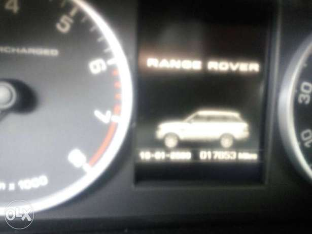 2012 Range Rover Sport Autobiography (FOREIGN USED) Lagos Mainland - image 6