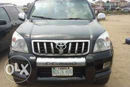 Very Clean 07 Prado with V6 engine & auto drive