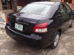 first paint Toyota Yaris 2008model Automatic transmission