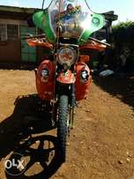Top rich 150CC