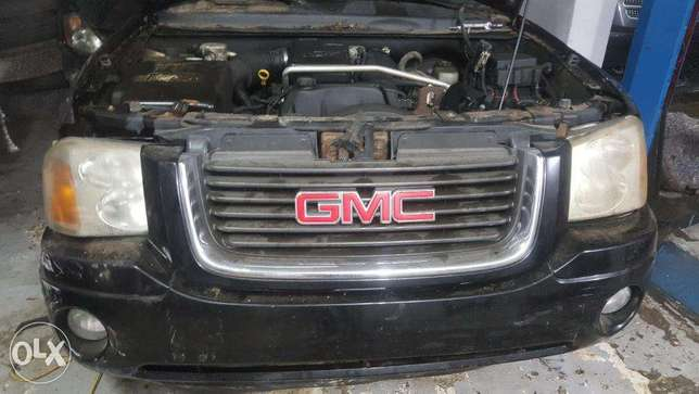 GMC Envoy 02-09 all parts available