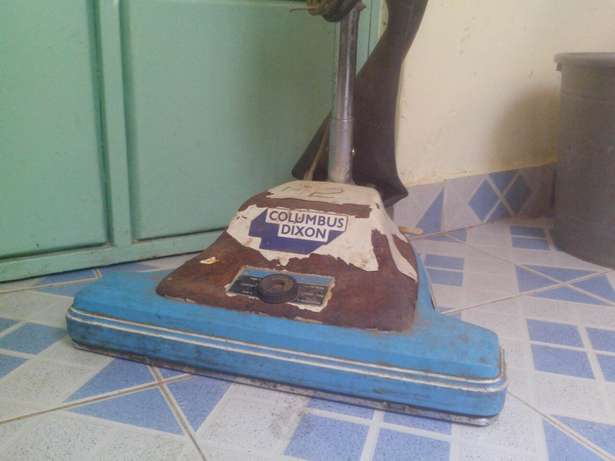 Vacuum cleaner with sweeper Afraha - image 1
