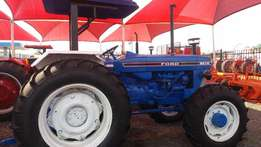 Used Ford 6610 4x4 Tractor