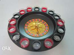 drinking roulette or tot roulette ,shots game