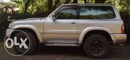 Nissan Patrol -Short Chassis