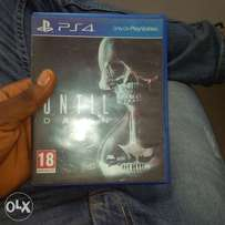 Ps4 exclusive until dawn