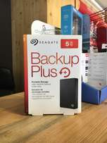 Seagate Backup Plus 5TB Portable Hard Drive, BRAND NEW and SEALED