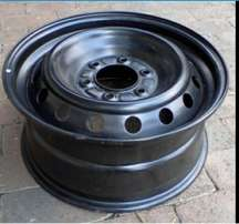 Ford Ranger 17' Steel Rims - Set 4 New Will fit BT-50 as well