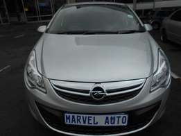 2013 Opel Corsa 1.4 For R80,000