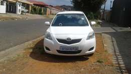 2010 Toyota yaris t3 .84,000kms in an excellent condition