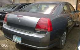 Registered Mitsubishi Galant'05 for sale in surulere