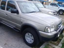 2007 Ford Ranger 2.5 supercab