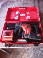 Hilte TE7A Cordless combination hammer &drill