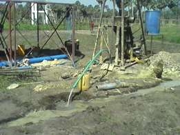 Pioneer Borehole drillers & General Contractors.