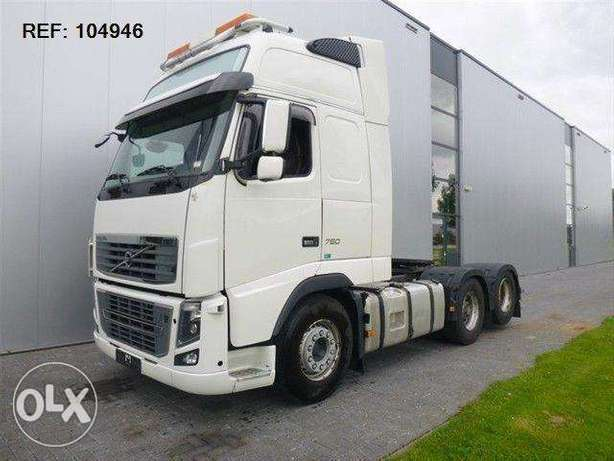 Volvo Fh16.750 6x2 Globe Xl Retarder Hub Reduction Eur Lekki - image 1