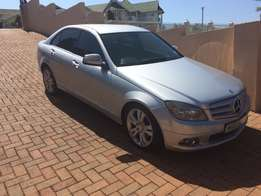 2008 Mercedes Benz C180k Auto clean full house R119 990 neg