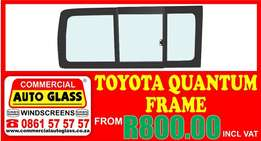 Windscreens Commercial auto glass