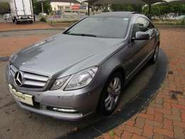 2012 Mercedes-Benz C350 BE Coupe Automatic,