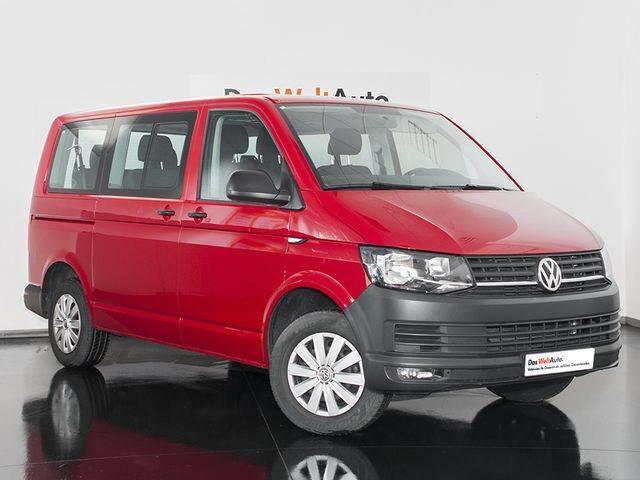 Volkswagen Caravelle Comercial 2.0tdi Bmt Trendline 84kw - 2018