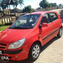 Excellent 2007 Hyundai Getz 1.6 Hatch ( Sport)