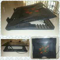 Adjustable Portable Laptop Table Stand Lap Sofa Bed Tray Computer Note