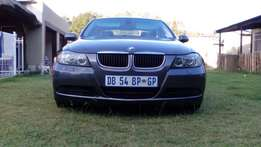 BMW 320d-great condition-neg