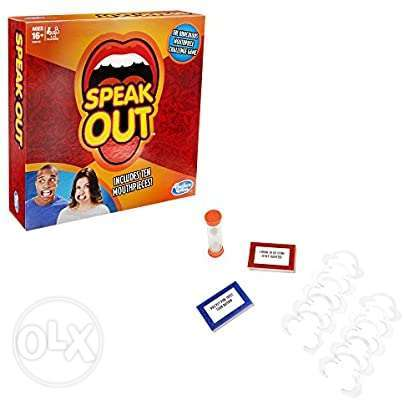 speak out toy