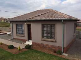 Why rent when you can buy your own?Qualify from R19000 in Witpoortjie.