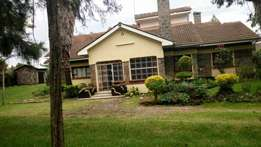 Kenya safehomes 4bedroom House to let in Kiamunyi