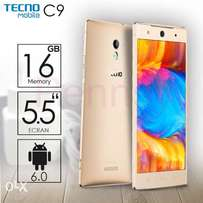 Tecno c9 4G LTE 13mp