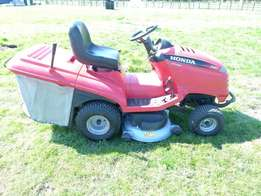 Honda GCV530 Ride On Mower