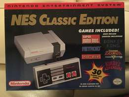 Nintendo Entertainment System NES Mini Classic Edition Console with 30