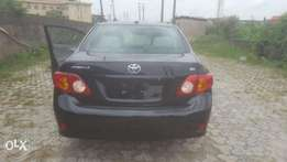 Accident free 2009 Toyota corolla toks for sale