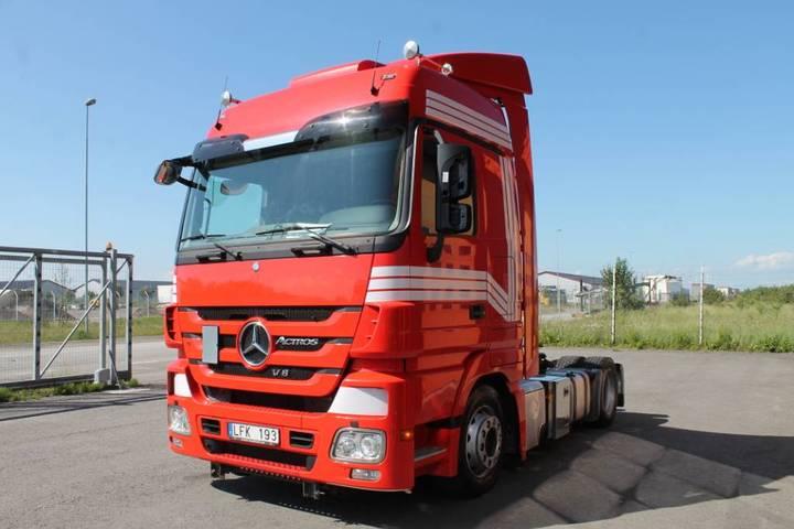 Mercedes-Benz 1846 Euro Eev - 2011