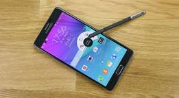 Samsung GALAXY NOTE 4 in box to sell or swop