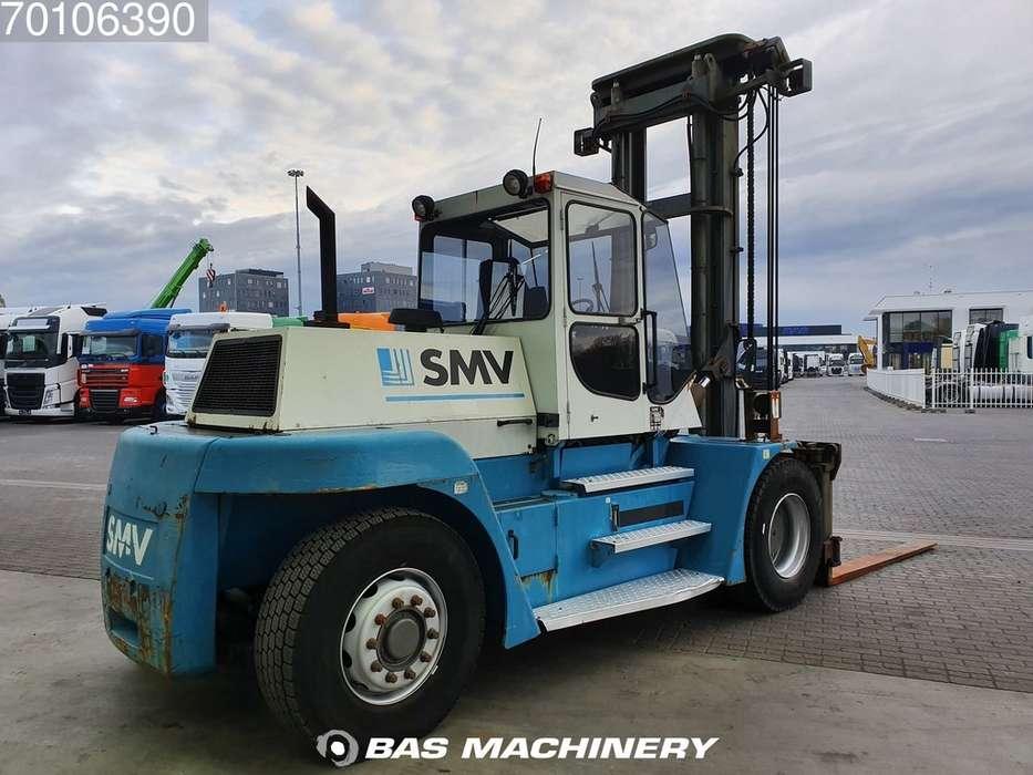 SMV SL12-600A Original hours - 90% tyres - 1997 - image 5