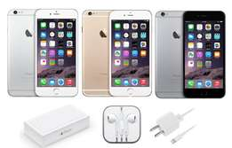 apple iphone 6 plus 64gb 56k only free glass protector