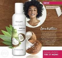 Oriflame leave in conditioner