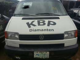 Clean Registered Volkswagen Transporter