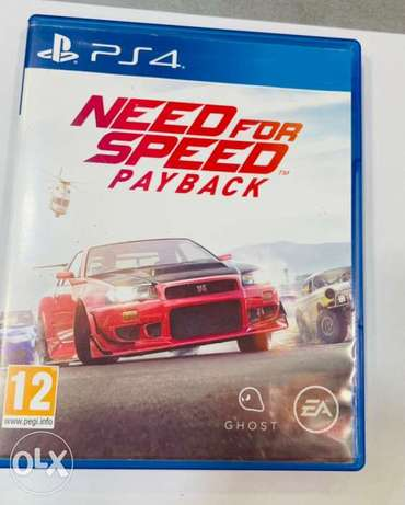Need for speed pay back for 130,000 we deliver all leb