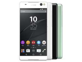 brand new sony xperia C5 ultra in shop with one year warranty