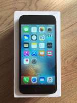 iPhone 6 fresh not in box gray color