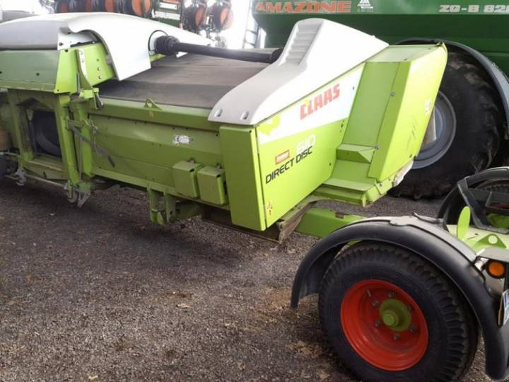 Claas Direct Disc 610 C - 2010