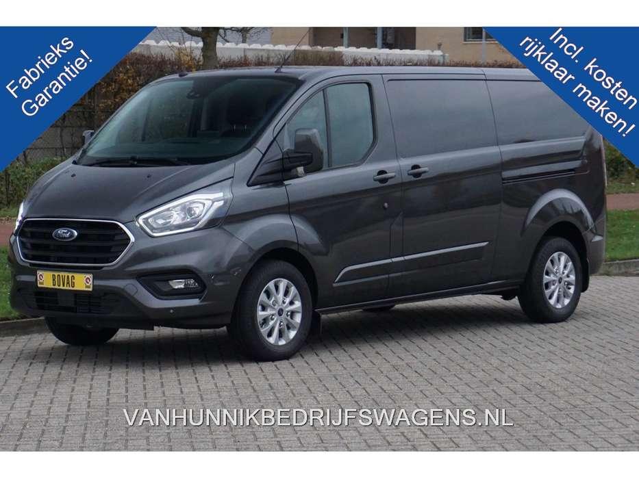 Ford Transit Custom 300L 170PK 2.0 TDCI Limited Airco, Camera ... - 2019