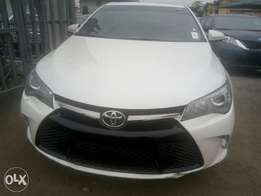 2016 Toyota Camry SE Tokunbo
