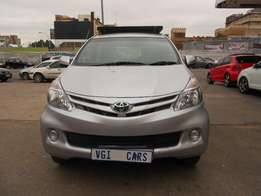 Pre-owned 2013 Toyota Avanza 1.5