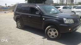 Clean Nissan Xtrail Black